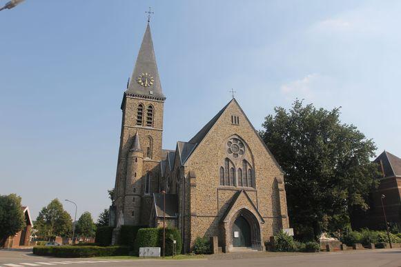 De Sint-Jozefkerk in Lot wordt mee opgenomen in de plannen voor het rusthuis.