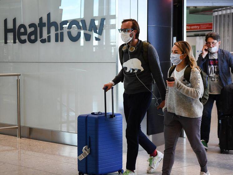 Nederlandse reizigers verplicht in zelfisolatie in Verenigd Koninkrijk