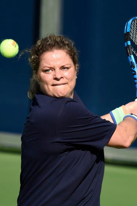 Une adversaire de taille pour le grand retour de Kim Clijsters à Dubaï