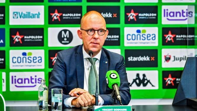 """Cercle-voorzitter Goemaere: """"Wij blijven op Jan Breydel tot er een ander plan is"""""""