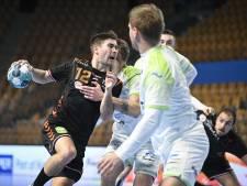 Handballers vieren gelijkspel tegen Slovenië als een overwinning