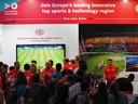 Een Brainport-delegatie is deze week samen met PSV in het Mexicaanse Guadalajara om knappe koppen voor de regio te winnen.