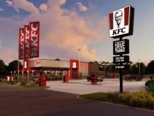 Plannen voor KFC-vestiging in Best: pal naast de McDonald's en de A2