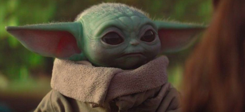 Baby Yoda. Beeld Disney+