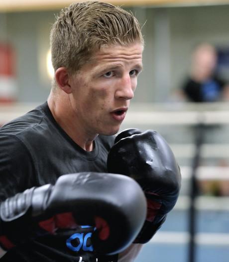 Van der Pas uitgeschakeld in Eindhoven Box Cup