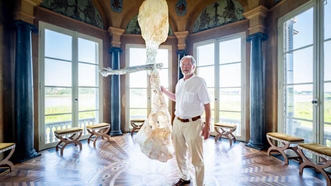 Luca Aussems stelt tentoon in De Notelaer