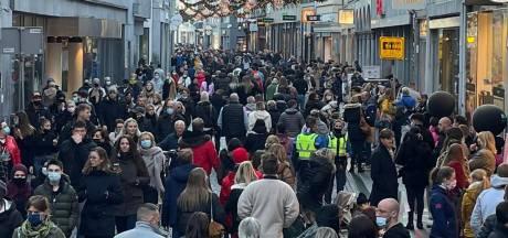 Code rood in Maastricht, burgemeester dreigt met winkelsluiting