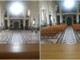 Vierhonderd kerkstoelen uit Sint-Rochuskerk krijgen tweede leven in andere parochies