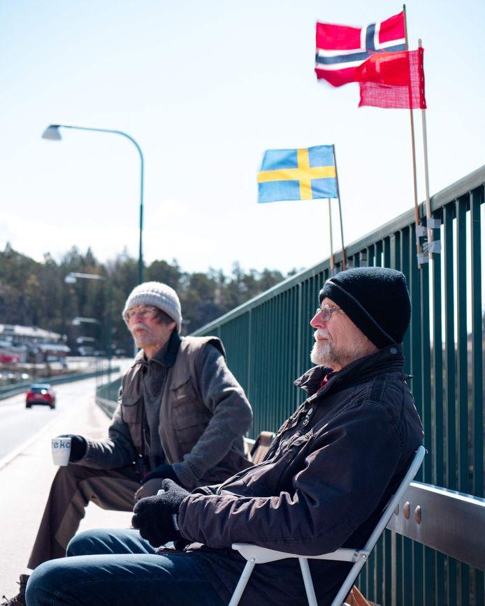 Pontus (l) and Ola Berglund.