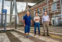 Pierre van Weelie, Patrick van Klink en Joop Weeda zijn samen goed voor meer dan 100 jaar werkervaring bij de margarinefabriek