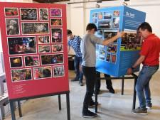 Spoedcursus over corso Zundert dankzij expositie in Van GoghHuis: 'Een mini-versie, want we zijn volop wagens aan het bouwen'
