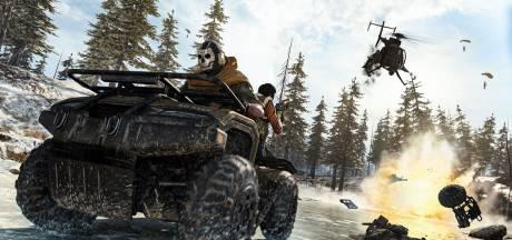 Al 50.000 valsspelers verbannen uit Call of Duty Warzone