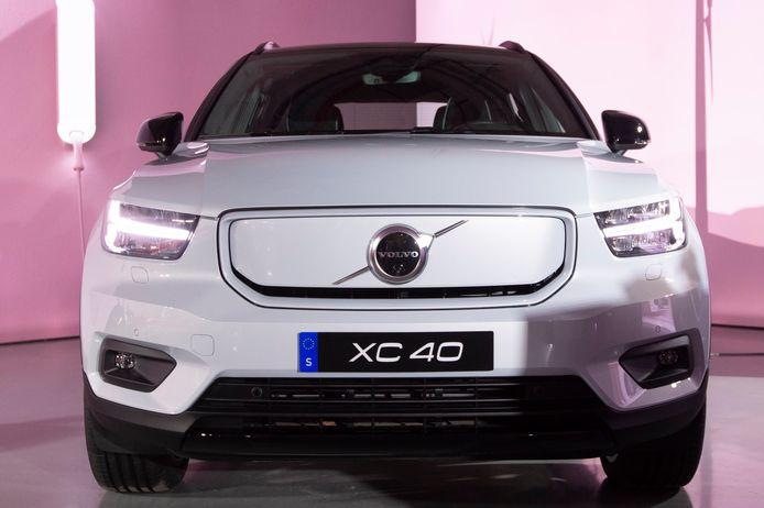 De nieuwe Volvo XC40.