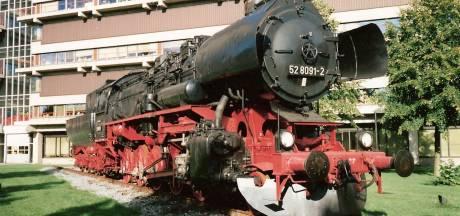 Locomotief als aandenken aan Enschedese textielgeschiedenis? 'Pas op, want dat was een nazitrein'