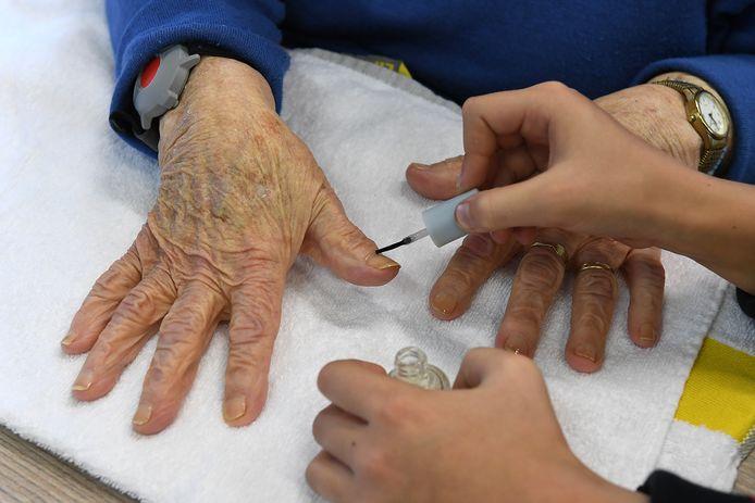 Zorg voor ouderen, zoals hier in Wanroij.