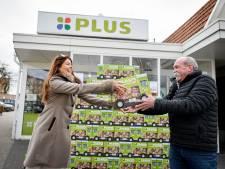 Vasse toont haar goede gezicht; boodschappenpakketten voor Sociaal Twente