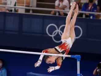 De oefening ontleed: zo wil Nina Derwael straks naar het goud zweven