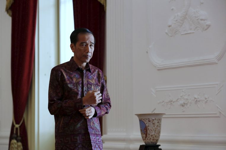 Joko Widodo. Beeld Reuters