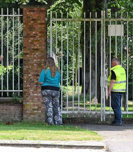 Dierenambulance: 'Tilburgs reebokje met blaaspijp verdoofd en naar het buitengebied gebracht'