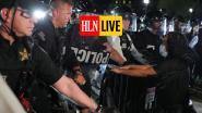 Protesten tegen politiegeweld in de VS, hoofdkantoor CNN bestormd
