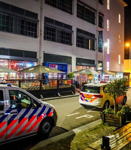 Gewapende man overvalt Blue Collar Hotel in Eindhoven