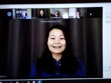 Nederlands oefenen in online taalcafé: minder spontaan maar wel leerzaam