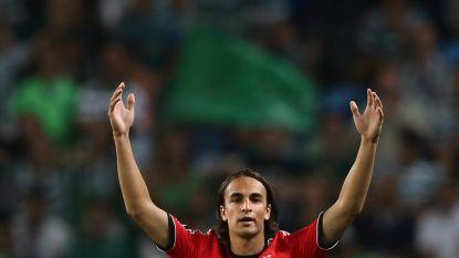 Lazar Markovic, de lastminute aanwinst van Anderlecht die dit seizoen amper 63 minuten speelde