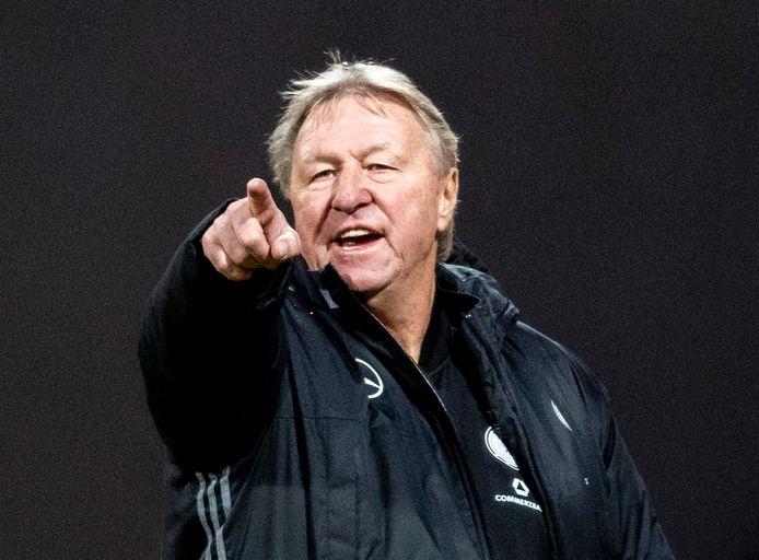 Horst Hrubesch.