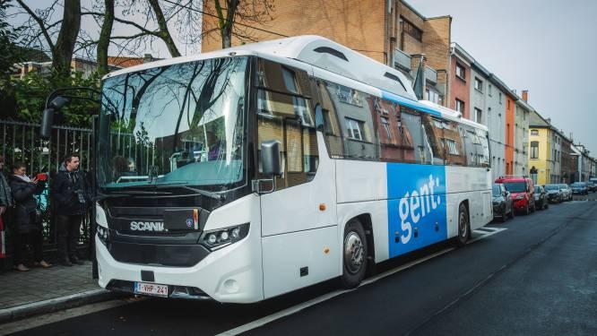 Sint-Pieters-Leeuw vervangt vervuilende schoolbus  door nieuw model op CNG
