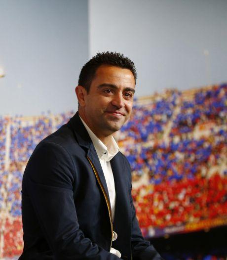 Media in Barcelona op scherp: 'Xavi keert terug naar Spanje'