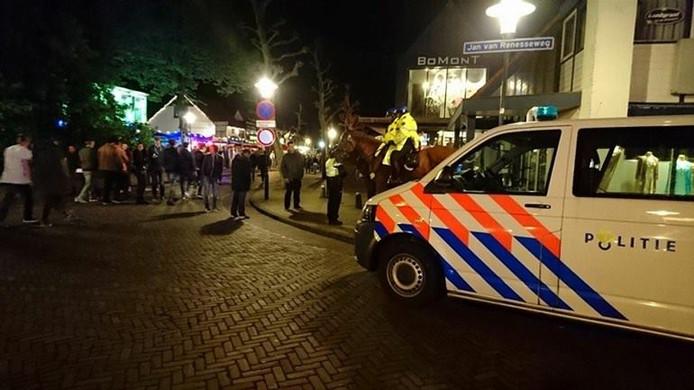 Zaterdag kan je via Facebook volgen wat de politie in Renesse allemaal doet.