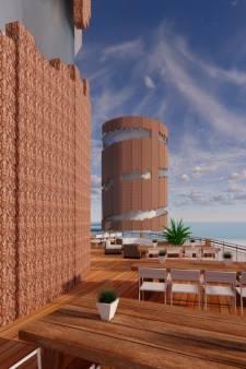 Studenten Scalda ontwerpen circulair bezoekerscentrum: een luchtkasteel in de Oosterschelde