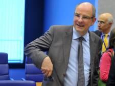 Geens salue l'accord européen sur le financement des banques en faillite