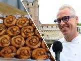TV-kok Rudolph van Veen in Zierikzee voor opnames 24Kitchen