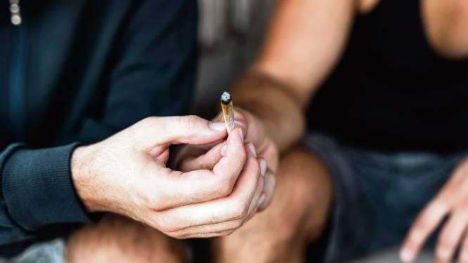 """1 op de 6 jongeren raakt verslaafd aan cannabis: """"Schade aan hersenen onherstelbaar"""""""