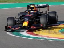 Verstappen noteert tweede tijd in enige vrije training, Hamilton snelste