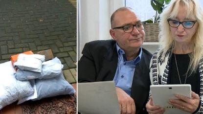 """Duits echtpaar gaat gebukt onder pakket-terreur: """"Wij durven niet meer met vakantie"""""""