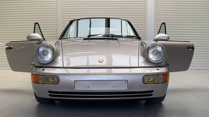 De Porsche waar Maradona te hard mee reed, kan binnenkort de jouwe zijn