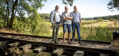 Spoorhistorie Noordoost-Twente weer zichtbaar dankzij nieuw wandelpad