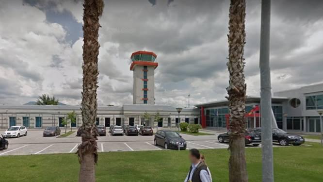 Albanese politie doodt dief tijdens schietpartij na overval op luchthaven