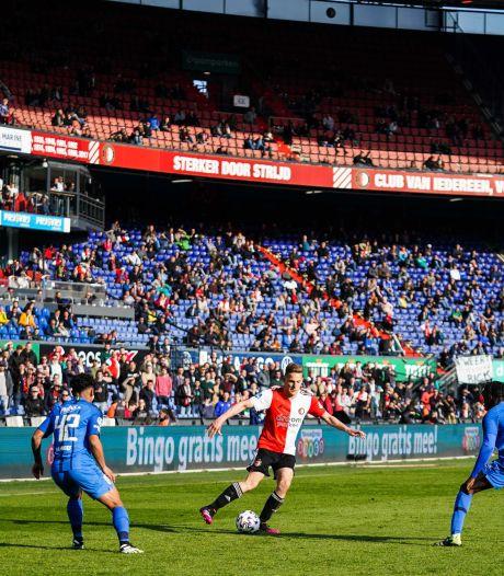Feyenoord en Sparta zetten in op publiek tijdens 'Europese' derby