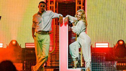 Kylie is de ster in eigen 90's disco