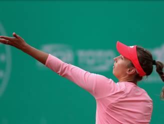 Elise Mertens tegen Shuai Zhang in openingsronde in Madrid