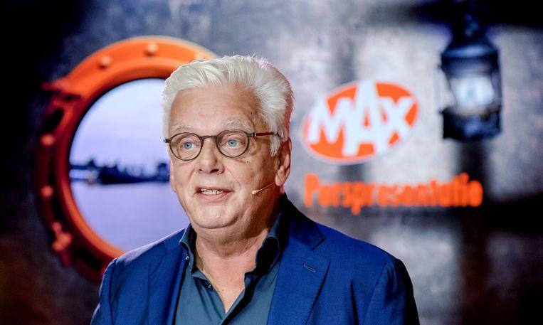 Omroep Max-directeur Jan Slagter: 'Leeftijd mag geen criterium worden om programma's af te wijzen.' Beeld ANP Kippa