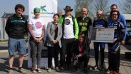 Deelnemers 'Klassieker van het Goede Doel' fietsen 11.650 euro bijeen