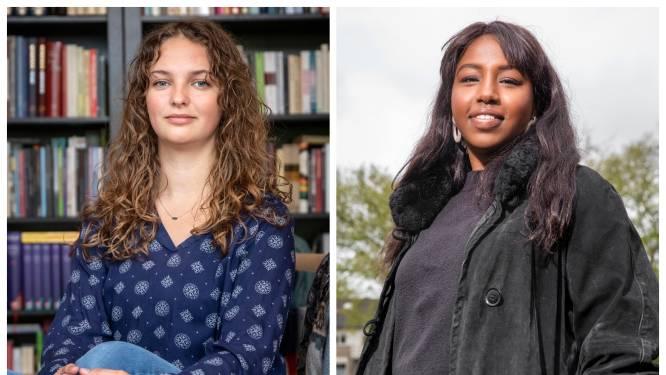 Studenten gaan met Merkel en Rutte in gesprek over vrijheid