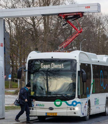 Verwarming elektrische bussen valt uit, Keolis zet dieselbussen in