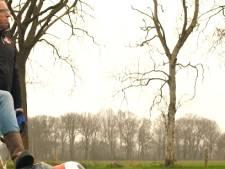 Carbidschieten met de jaarwisseling in Groningen en Drenthe: 'Met een paar mensen op een erf of een weiland lekker knallen'