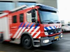 Auto brandt uit in Nijkerk