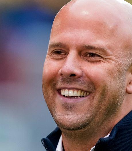 Slot: 'Er werd gesuggereerd dat ik alles anders ga doen bij Feyenoord, maar dat is niet zo'